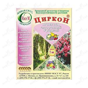 Циркон удобрение инструкция для комнатных растений